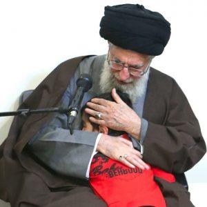 عکس پروفایل رهبر انقلاب
