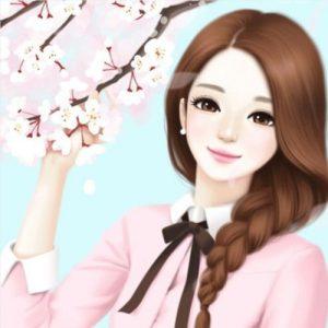 عکس پروفایل کره ای دخترونه جذاب