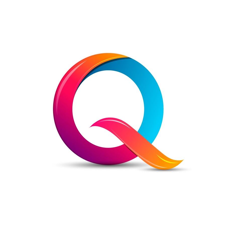 پروفایل دیدنی و شیک از حرف Q انگلیسی با استایل رنگی و خاص شیک