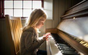 عکس پروفایل پیانو دخترونه