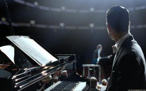 عکس پروفایل پیانو هنرمندانه