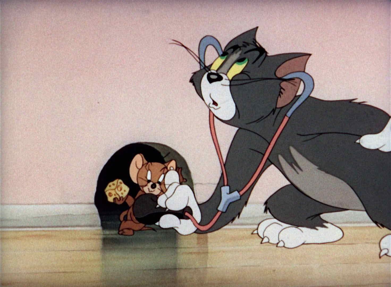 عکس پروفایل تام و جری ❤️ [ خاطره انگیز و جذاب ]