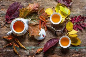 عکس زیبای چای برای پروفایل