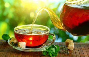 عکس های چای برای پروفایل