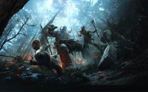 عکس پروفایل جنگی بازی کامپیوتری