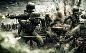 عکس پروفایل جنگی زیبا