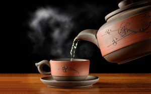 عکس پروفایل چای داغ
