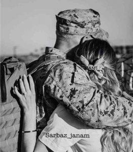 تصاویر عاشقانه مربوط به سربازی