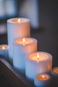 عکس پروفایل شمع باکلاس
