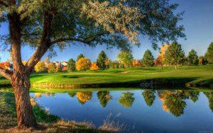 عکس پروفایل طبیعت و دریاچه
