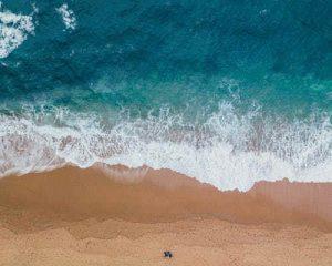 عکس پروفایل ساحل دریا زیبا