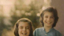 تصویری جالب از کودکی لیلی رشیدی و لیلا حاتمی
