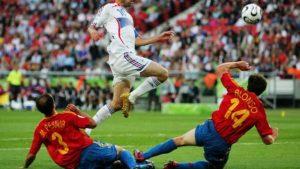 تیم ملی اسپانیا 2006