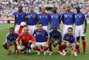 تیم ملی فرانسه 2006