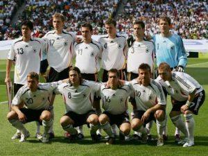 عکس تیمی آلمان 2006