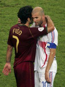 فیگو زیدان 2006